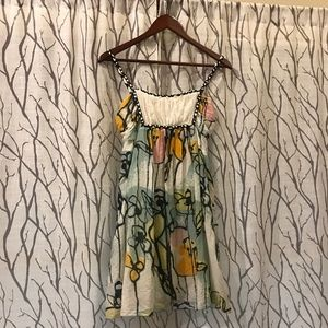 Sophie Max Floral Sundress - Size Medium